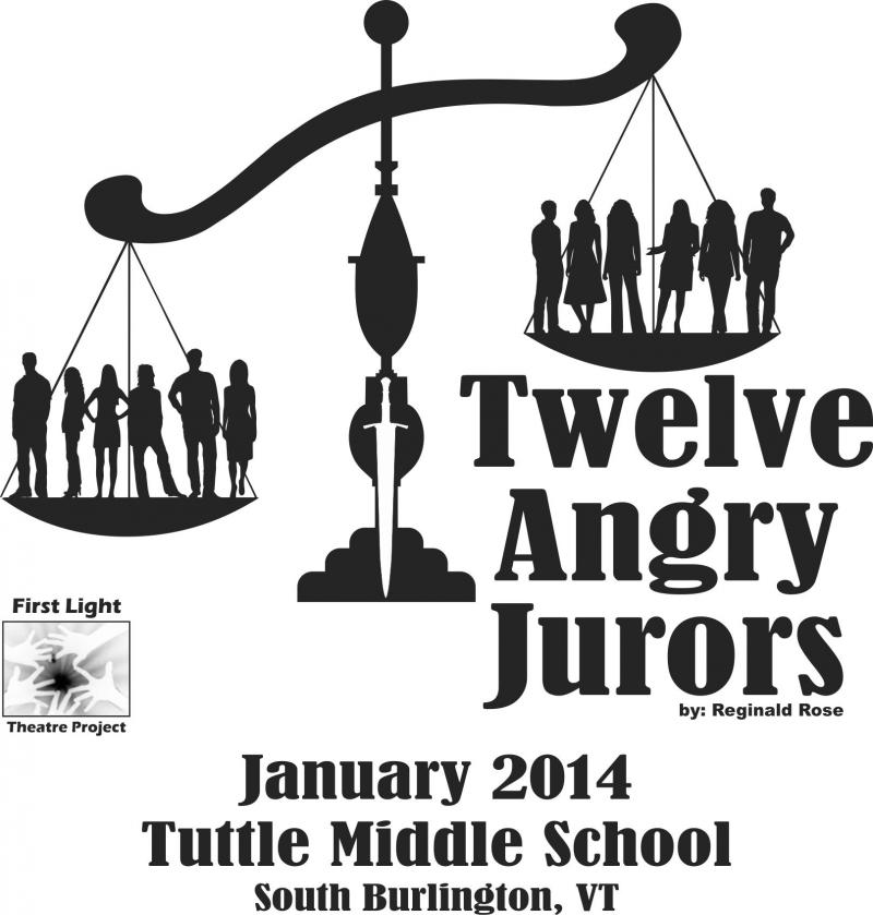 a case of life and death in twelve angry men by reginald rose Twelve angry men by reginald rose a mild gentle old man long since defeated by life and now merely waiting to die twelve men are seated in it.